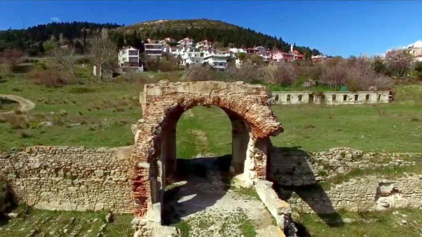 Tarihi Namazgah Surları Restore Ediliyor
