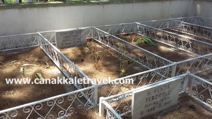 Nihayet Vakıf Terzioğlu'nun Mezarına Sahip Çıktı