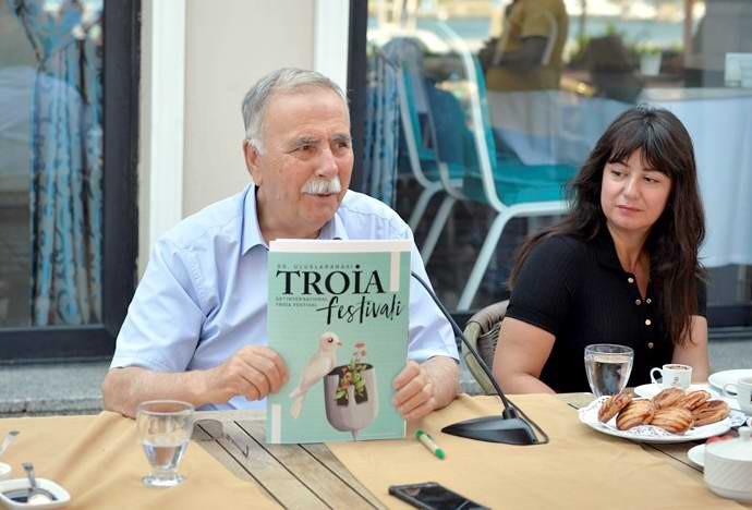 """""""55. Uluslararası Troia Festivali""""nin Programı Açıkladı"""