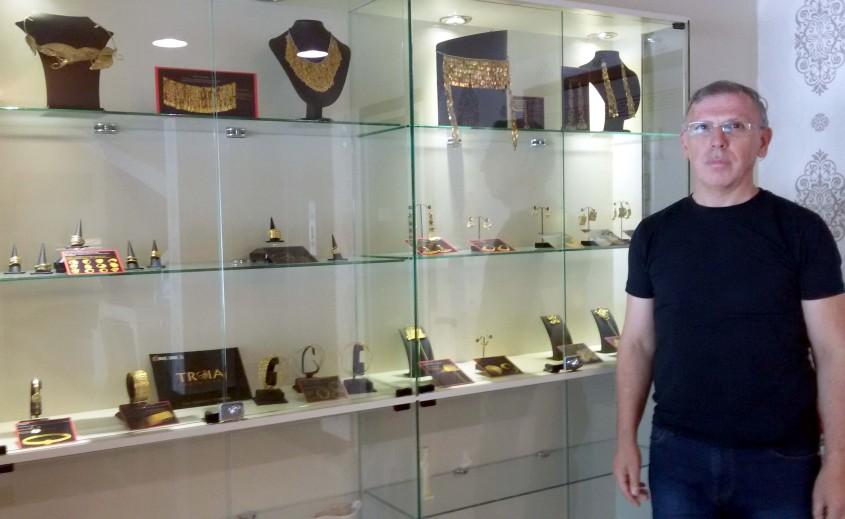 """Çanakkale'de """"Troia Müzesi"""" Gibi Otel"""