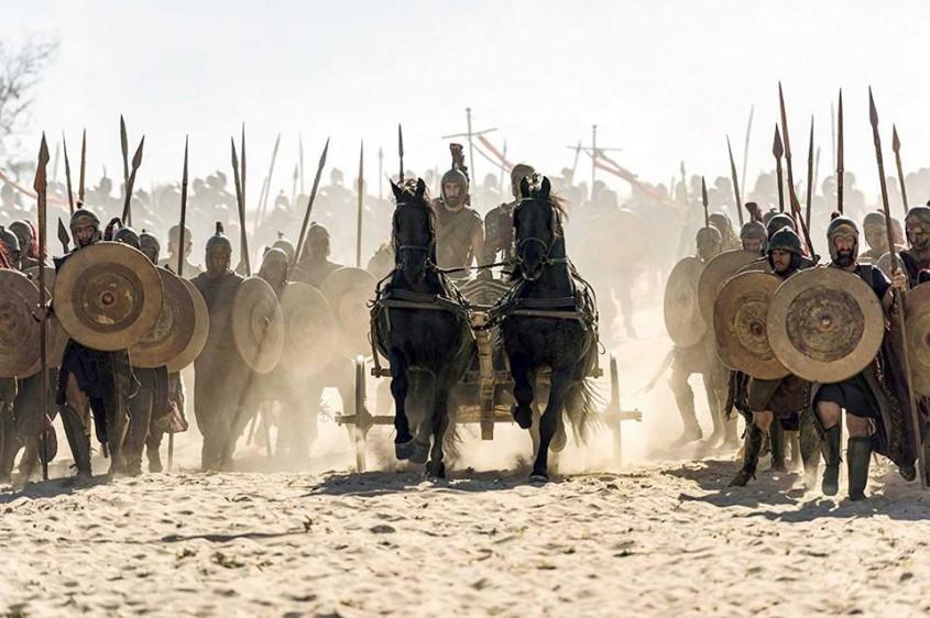 BBC ve Netflix Troy Dizi Filminin Fragmanını Yayınladı