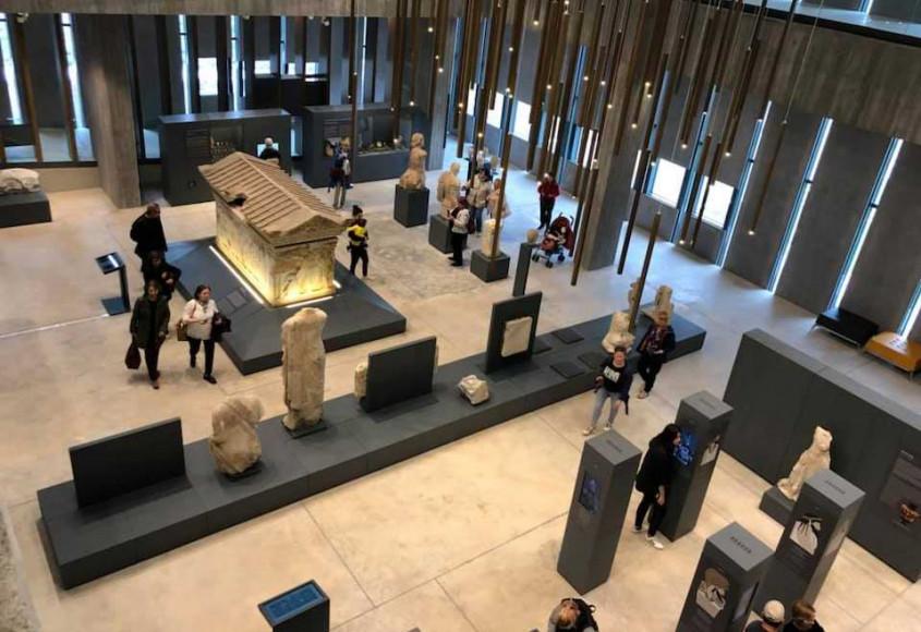 Müze ve Ören Yerlerinde Yaz Saati Uygulaması Başladı