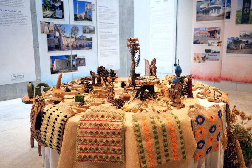 """Troya Müzesi'nde """"Paylaştıkça Çoğalan Zenginlik"""" Sergisi Açıldı"""