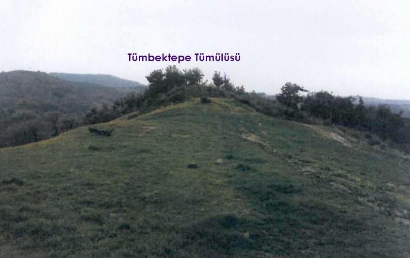 Lapseki'deki Tarihi Tümülüs Koruma Altına Alındı
