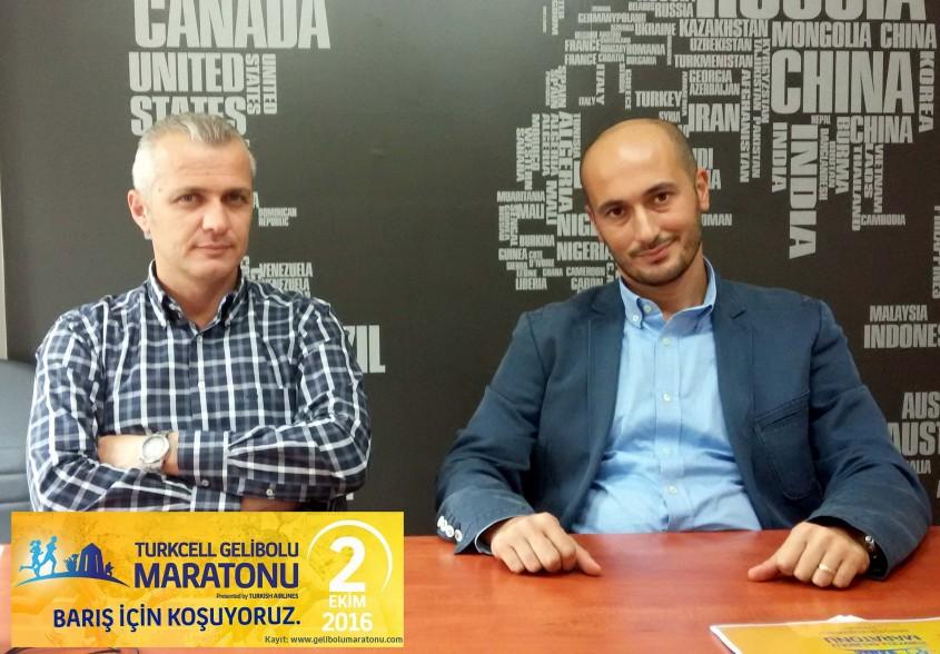 """Çanakkale """"Turkcell Gelibolu Maratonu""""na Hazır"""