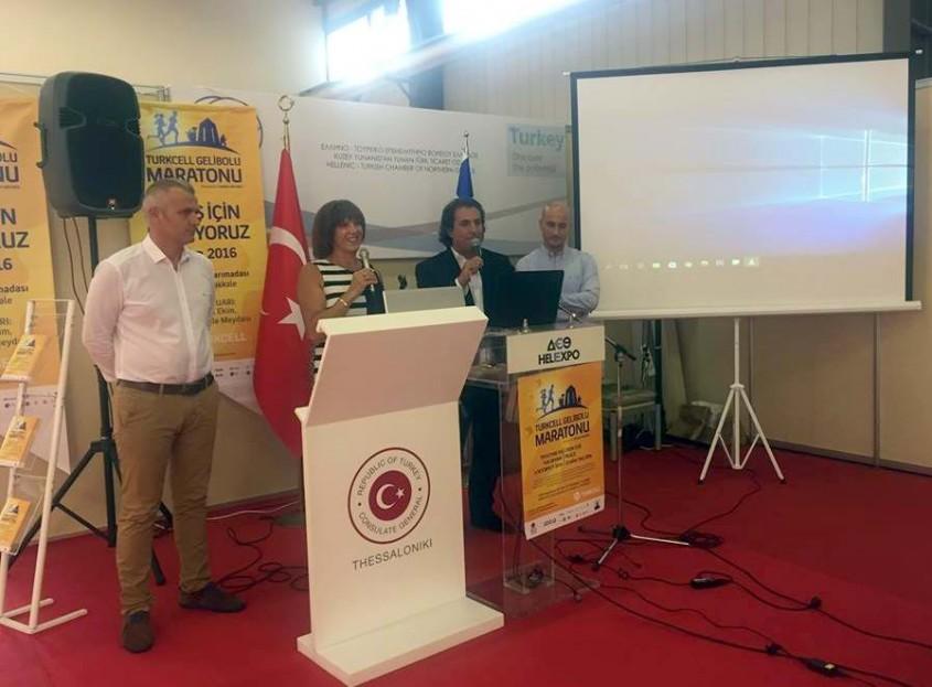 """Çanakkale'de """"Turkcell Gelibolu Maratonu"""" Hazırlıkları Sürüyor"""