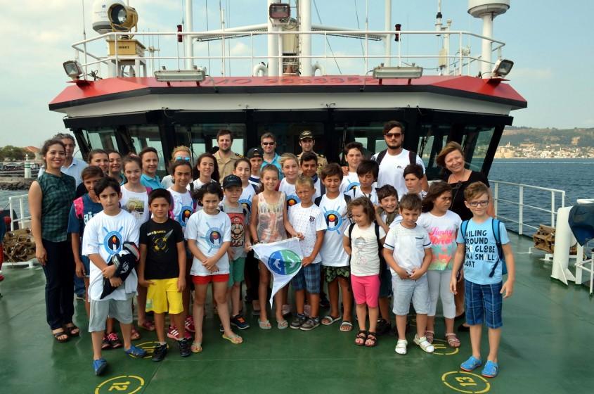 TURMEPA'dan Çanakkale Boğazı'na Sahip Çıkma Projesi