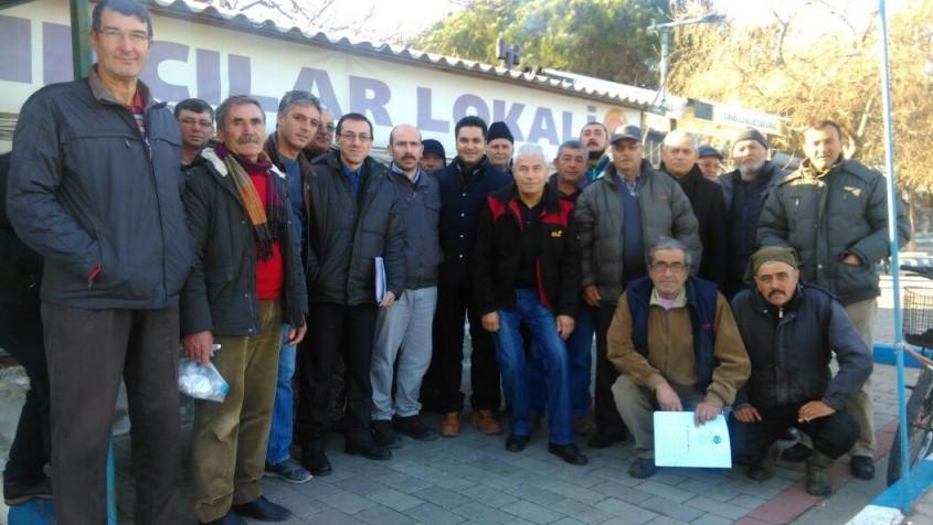 TURMEPA'dan Çanakkale Liman Başkanlığı'na Eğitim Desteği