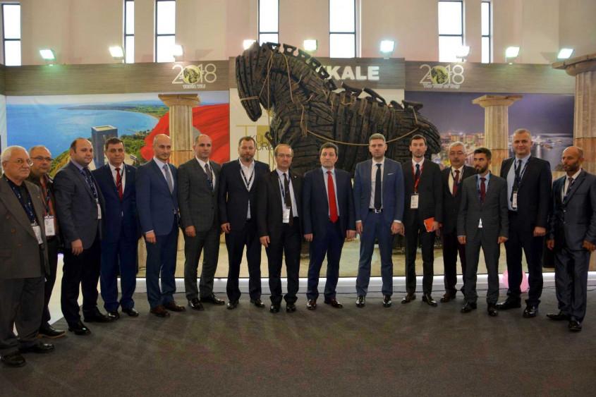 Turizmde Çanakkale - Ukrayna İşbirliği