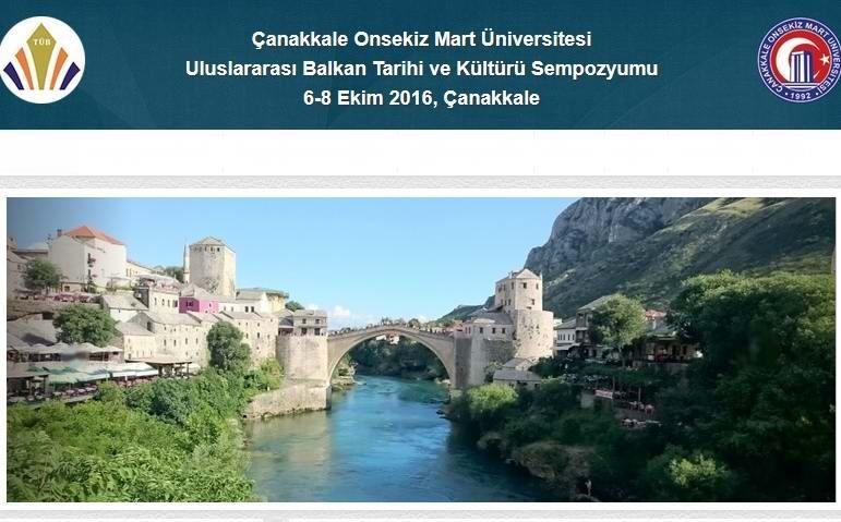 Çanakkale Balkan Tarihi Sempozyumuna Hazırlanıyor