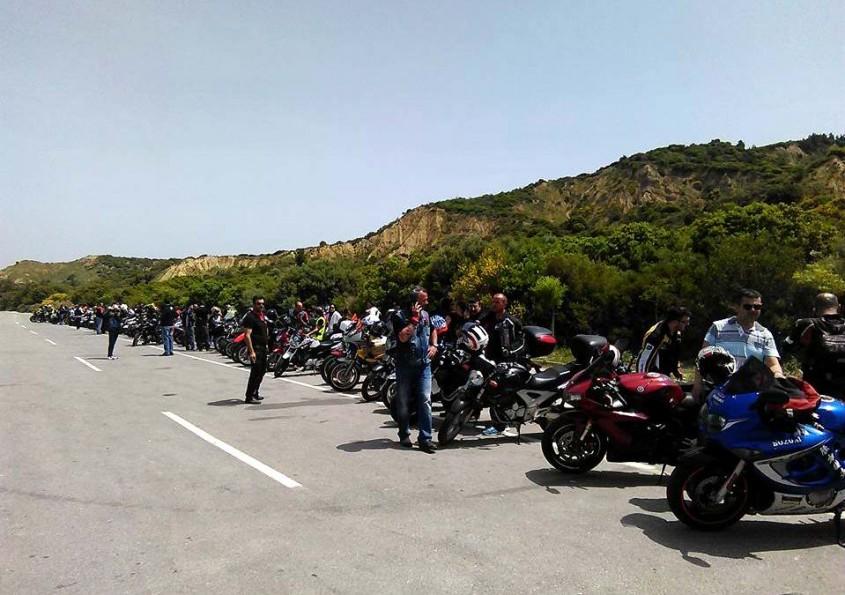 Bin Motosikletli Çanakkale'de Buluşacak