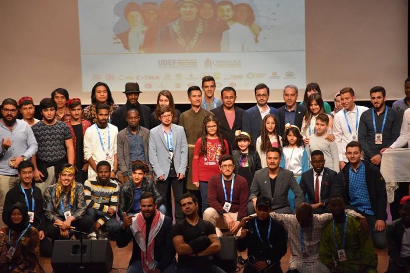 Uluslararası Öğrenciler Çanakkale'de Buluştu