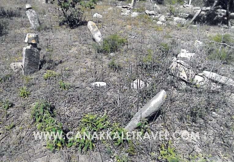 Üvecik'teki Tarihi Mezarlar Koruma Altına Alındı