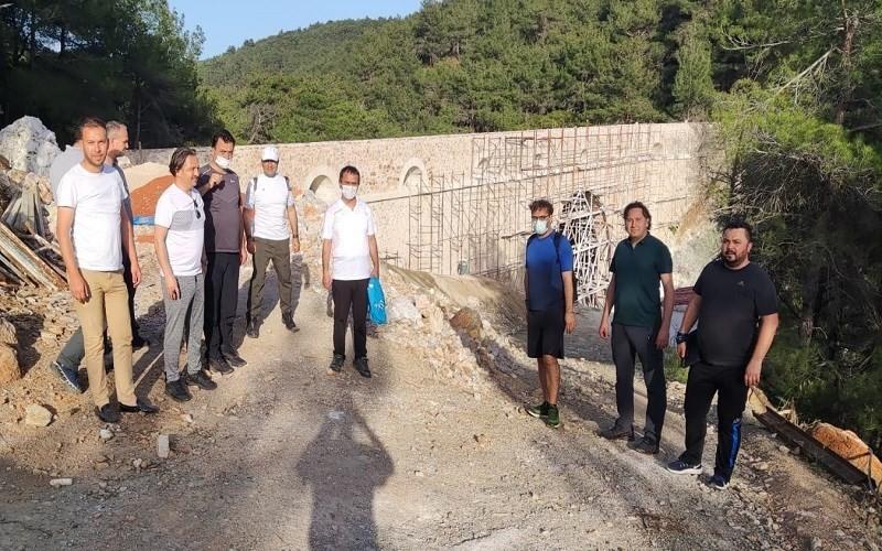 Vali Aktaş Anadolu Mirası: Troas Kültür Rotalarını Gezdi