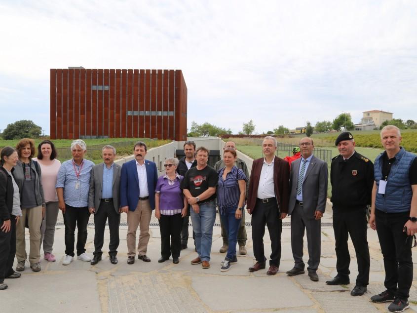 Troya Tarihi Milli Parkı'nda Troya Yılının İzleri Devam Ediyor