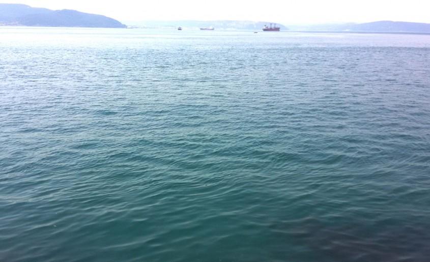 Çanakkale Boğazı'nda Denizin Rengi Değişti!