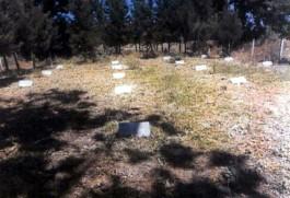 Akçakoyun Köyü'nde Şehitlik Olarak Bilinen Mezarlık Koruma Altına Alındı
