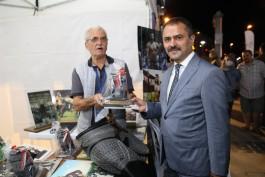 """""""Altıneller Geleneksel El Sanatları Festivali""""ne Büyük İlgi"""