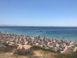 Kurban Bayramı'nda Bozcaada ve Gökçeada'ya Turist Akını