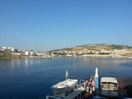 Bozcaada-Geyikli Hattında Feribot Seferleri Haftada 3 Güne Çıkarılıyor
