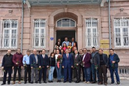 Çanakkale Kültür Turizm Müdürü Kemal Dokuz Görevinden Ayrıldı