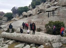 Çanakkale'deki Bu Dev Granit Sütunlar 2 Bin Yıl Öncesine Ait