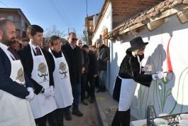 Çıplak Köyü Etno-Köy Oluyor