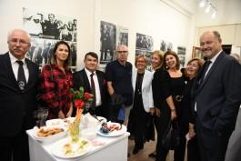 """""""Her Nefeste Atatürk"""" Sergisi Açıldı"""