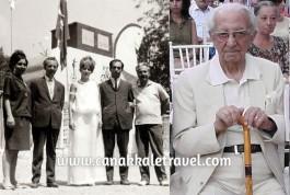 """Asırlık Çınar """"Troia Festivali""""ne Sahip Çıkılmasını İstemişti"""