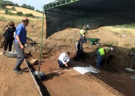 Tarihi Mozaiklerin Geçmişi Araştırılıyor