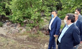 Lapseki'deki Tarihi Kaplıca Termal Turizmine Kazandırılacak