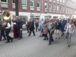 Çanakkale Heyeti, Osnabrück'te Mayıs Haftası Etkinliklerine Katıldı