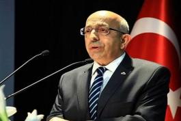 Çomü'de Yeni Rektör Prof. Dr. Sedat Murat Oldu