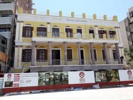 """Tarihi Bina """"Çanakkale Savaşları Araştırma Merkezi ve Kütüphanesi"""" Olacak"""