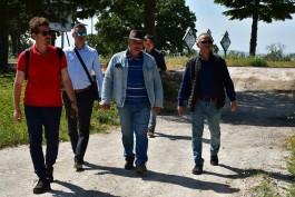 """Troya Milli Parkı'nda """"İlyada Yürüyüş Yolu"""" Fizibilitesi Tamamlandı"""