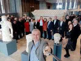 """Troya Müzesi'nde """"Müzede Selfie Günü"""" Etkinliği Düzenlendi"""