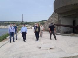 "Troya Tarihi Milli Parkı'na ""Bisiklet Yolu Projesi"