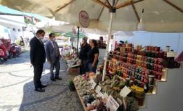 Vali İlhami Aktaş, Bozcaadalı Turizmcilerle Bir Araya Geldi